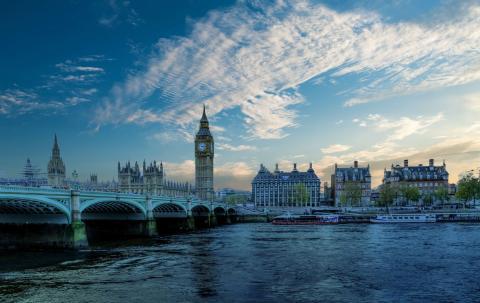 Londres y el Big Ben