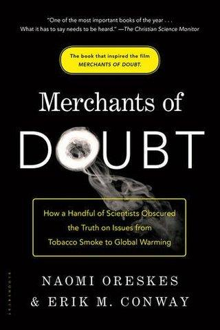 Mercaderes de la duda