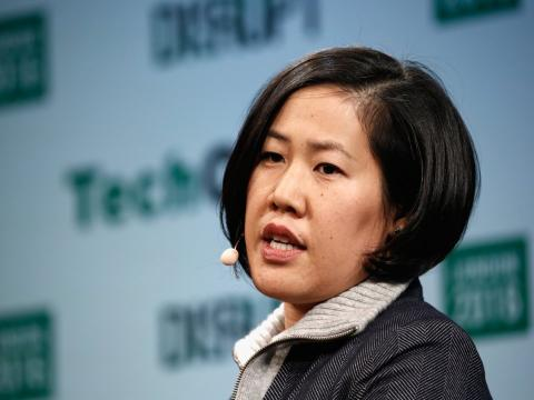 Amy Chang, CEO de Accompany.