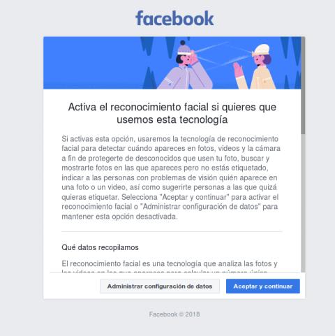 como proteger tus datos nuevas condiciones Facebook
