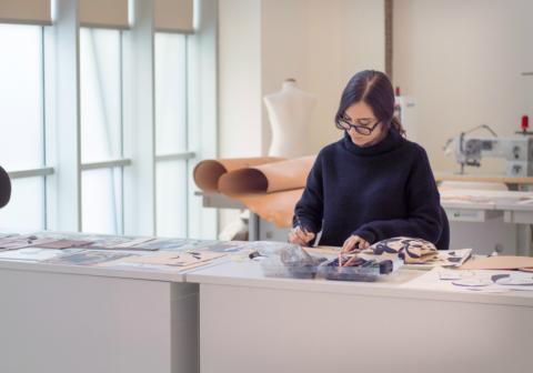 La marca de bolsos Onesixone está inspirada y toma su nombre dela sucesión de Fibonacci.