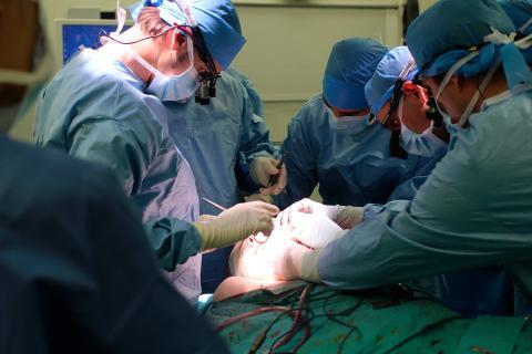 transplante de segunda cara