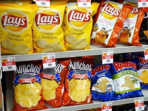 patatas de bolsa