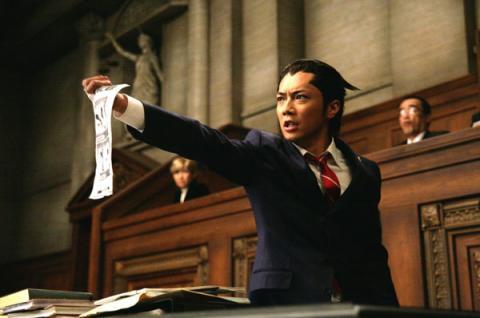 Phoenix Wright: Ace Attorney (2012)