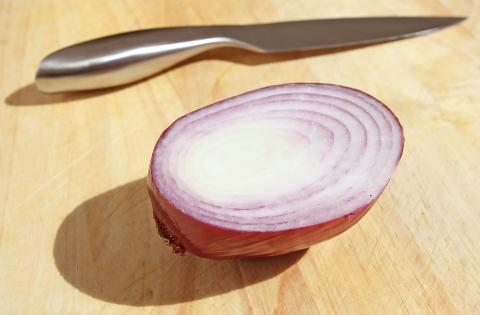 Picar cebolla