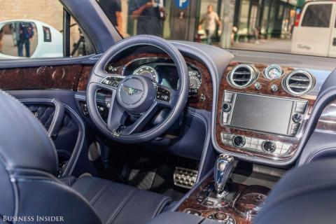 Probamos el Bentley Bentayga