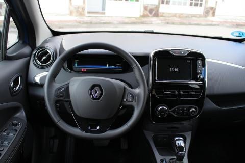 Prueba del Renault Zoe 400 km