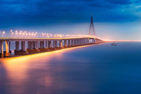 Estos son los 12 puentes más largos del mundo | Business Insider España