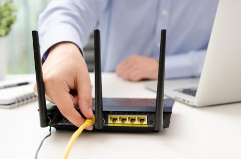 router wifi mejorar señal