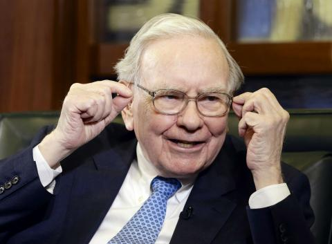 Warren Buffett en 2014