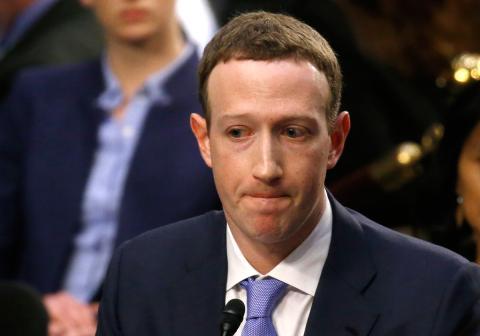 Zuckerberg Facebook Congreso