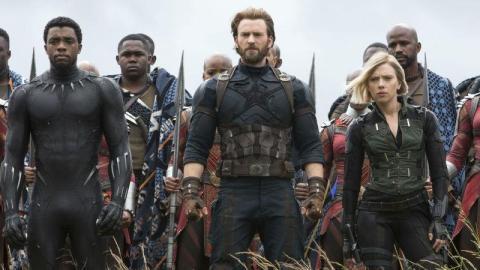 "3. ""Avengers: Infinity War"" (2018)"