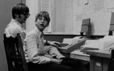 1. As a teen at Lakeside Prep School, Gates wrote his first computer program on a General Electric computer. It was a version of tic-tac-toe where you could play against the machine.