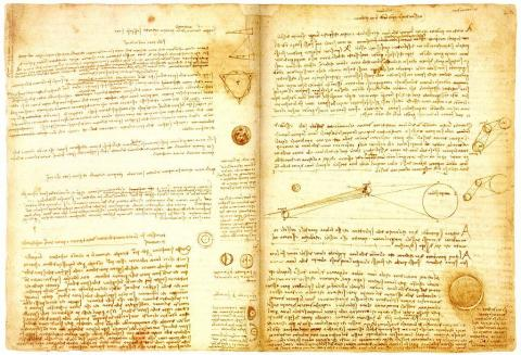 10. Besides his plane, one of Gates' biggest splurges was the Codex Leicester, a collection of writings by Leonardo da Vinci. He acquired it at a 1994 auction for $30.8 million.