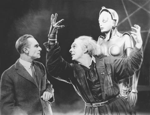 Metrópolis (Fritz Lang, 1927)