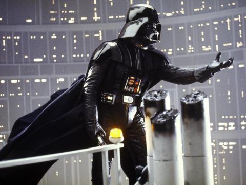 11. Darth Vader/Anakin Skywalker