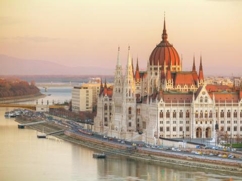 34. Budapest, Hungary