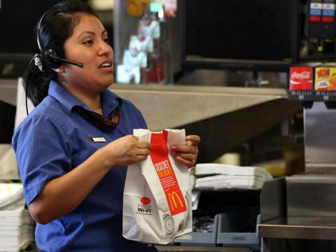 McDonald's is offering a new perk for workers.