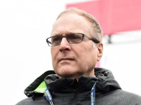 14. Paul Allen, cofounder of Microsoft. Net worth: £16.1 billion ($21.9 billion). As well as setting up Microsoft with Bill Gates, Allen is owner of NFL's Seattle Seahawks.