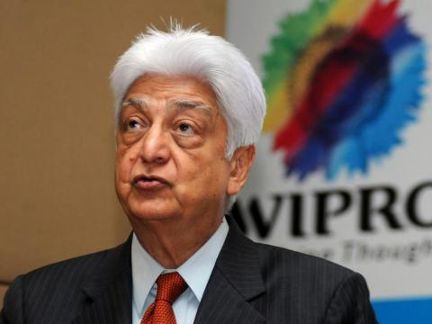 16. Azim Premji, chairman of Wipro Limited. Net worth: £13.9 billion ($18.9 billion). Premji is known as the czar of the Indian IT industry.