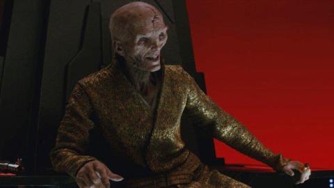 29. Supreme Leader Snoke