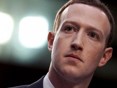 3. Mark Zuckerberg, CEO of Facebook. Net worth: £52.6 billion ($71.4 billion). Zuckerberg founded Facebook in his college dorm room in 2004.
