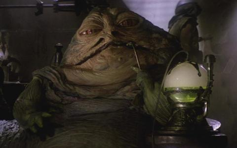 38. Jabba the Hutt