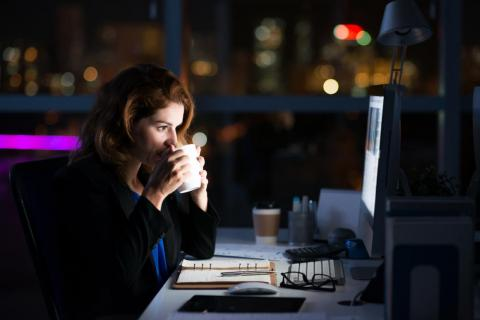 The opposite of vacation — overwork — can lead to health problems. Researchers studied the work habits of more than 600,000 people in the US, UK, and Australia, and found that people who work more than 55 hours a week are 33% more