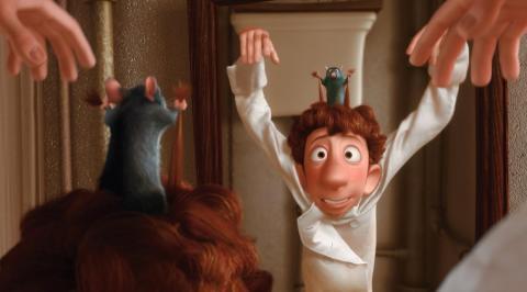 """27. """"Ratatouille"""" (2007)"""