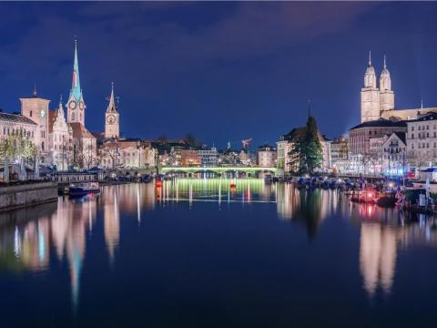 4. Zurich, Switzerland
