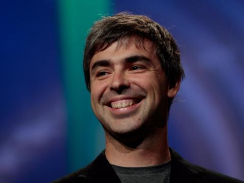 6. Larry Page, cofounder of Google. Net worth: £35.2 billion ($47.8 billion). Page was Google's first CEO until 2001.
