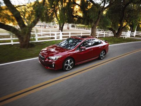 22. Subaru's all-electric crossover