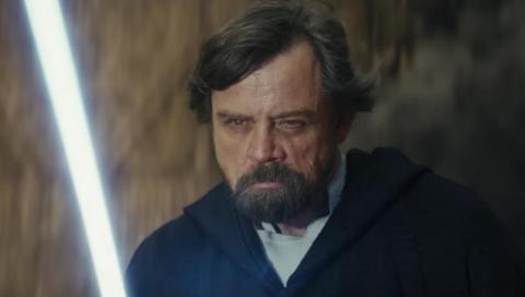 7. Luke Skywalker