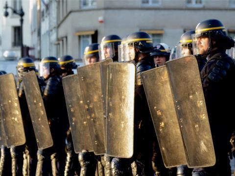 7. Police officer