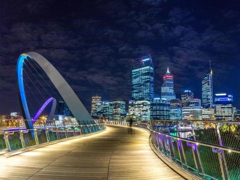 T-14. Perth, Australia