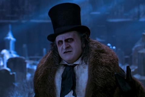 "18. Danny DeVito as Oswald Cobblepot/The Penguin in ""Batman Returns"" (1992)"