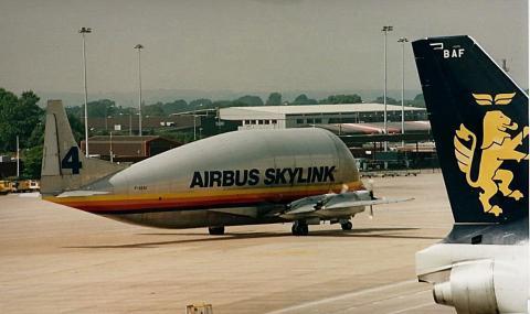 El Aero Spacelines Super Guppy