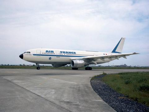 El Airbus A300B2