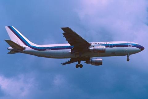 Un Airbus A300s