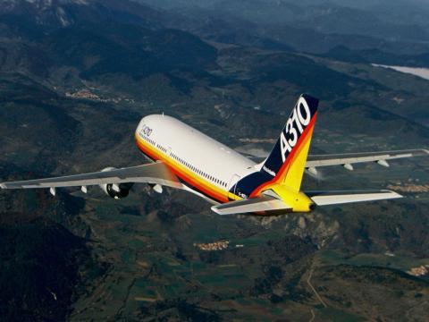 Un Airbus A310