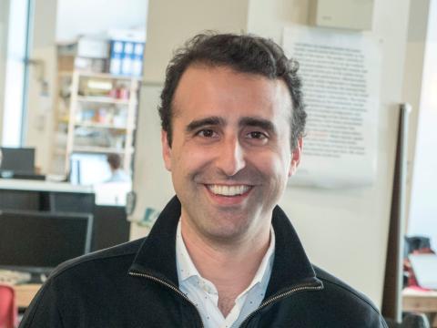 Alexi Nazem es el cofundador y CEO de Nomad Health.