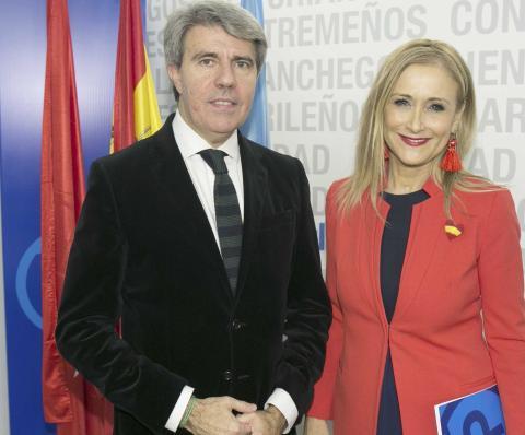 Ángel Garrido, el nuevo presidente de Madrid
