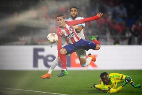 8: Antoine Griezmann, Atletico Madrid forward — €164.5 million ($192.7 million).