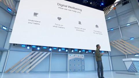 Asistente de Google: bienestar digital