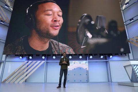 Asistente de Google: John Legend