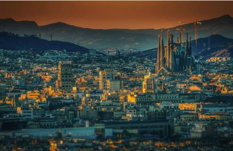 Barcelona generación Z