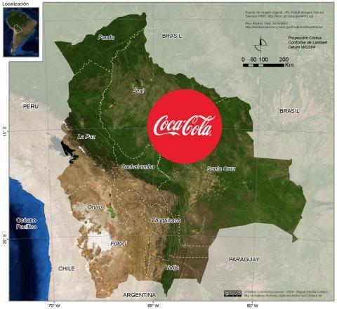 Bolivia Coca-Cola