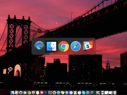 BONUS: There are a few must-have keyboard shortcuts for Mac users that will switch between tabs or windows without using your mouse.