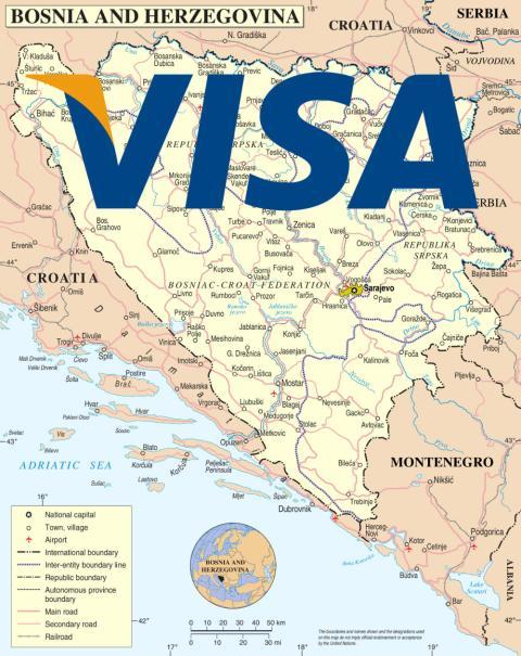 Bosnia Visa