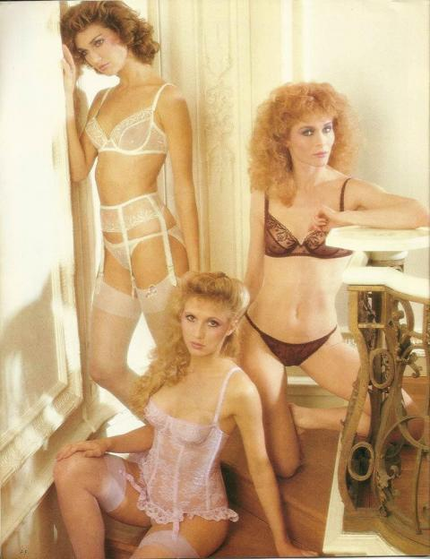 He named the brand after the Victorian era in England, wanting to evoke the refinement of this period in his lingerie.